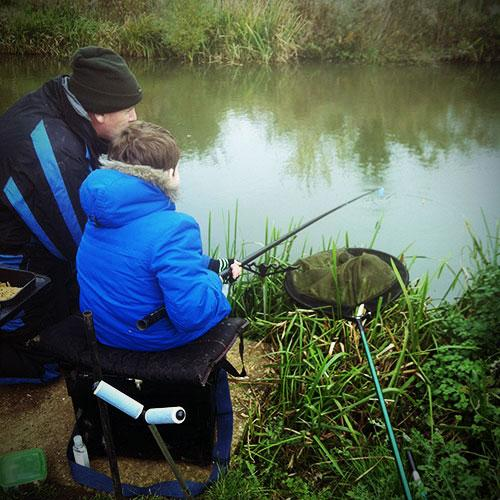 A4S Charity Pairs Fishing Match