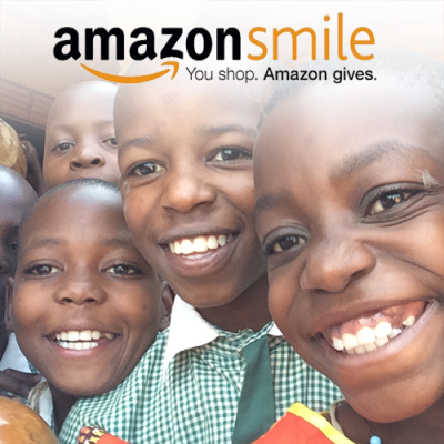 Smile and donate when you shop at AmazonSmile
