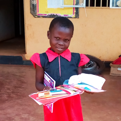 Annet is a member of our family - a sponsor's story