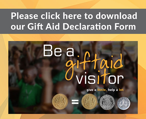 Please Gift Aid your donation